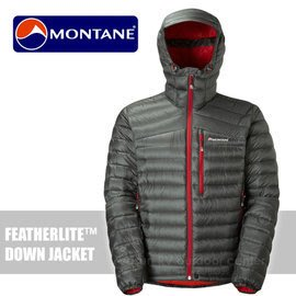 大里RV城市【英國 Montane - 送】男Featherlite™ Down Jacket 連帽羽絨外套 MFEDJ