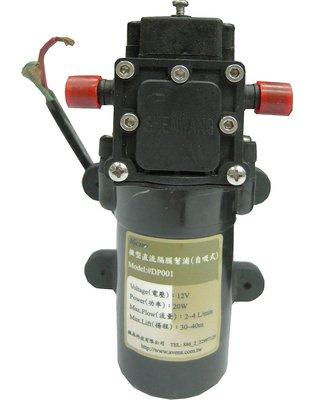 抽水馬達PUMP外置式馬達 微型自吸式直流幫浦 DC馬達幫浦 Motor電機/機械DC-12V隔膜水泵 DP003耐酸鹼