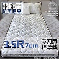 【嘉新床墊】抗菌浮力床墊