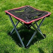 迷你小馬扎戶外摺疊椅矮凳子成人板凳超輕露營釣魚椅便攜式小椅子WD 晴天時尚館