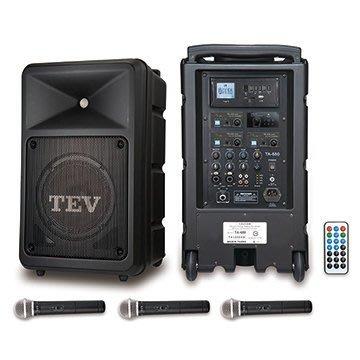 TA680i-3  藍芽/ USB / SD  三頻無線擴音機