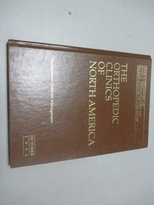 欣欣小棧   原文書*ORTHOPEDIC CLINICS OF NORTH AMERICA 1996 october(