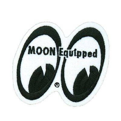 (I LOVE樂多)原版MOON Equipped經典布章 CHOPPER old school