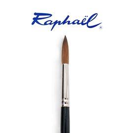 【時代中西畫材】法國拉菲爾8404#6/0 KOLINSKY GOLD 西伯利亞野生貂毛 圓筆