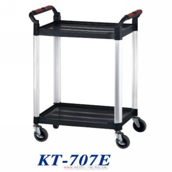 【鎮達】標準型多功能全方位工作車 / 手推車 / 美容推車 / 餐車 KT-707E