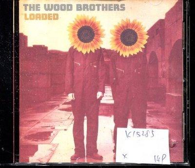 *真音樂* THE WOOD BROTHERS / LOADED 二手 K15285 (封面底破)