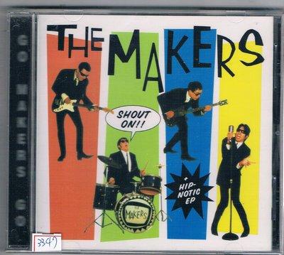 [鑫隆音樂]西洋CD-The Makers:Shout On! / Hip-Notic {SFTRI470} 全新/免競