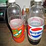 770..華年達玻璃...百事可樂..華年達寶特瓶..希少..全組......說法姊妹品..3支