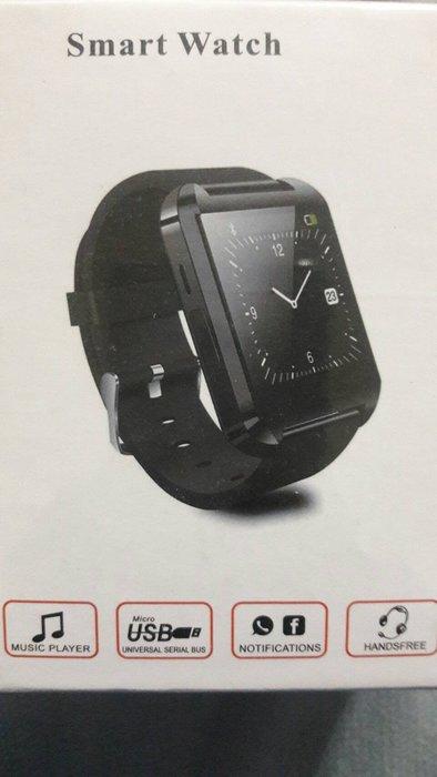 {藤井小舖}安卓、iOS 系統Smart Watch 智能藍芽手錶