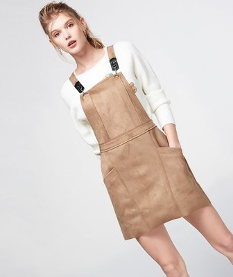 MISHIANA  歐洲品牌 CACHE CACHE 女生款吊帶裙 ( 特價出售 )
