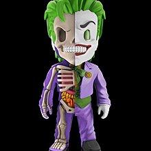 """全新現貨 Mighty Jaxx XXRAY DC Comics 4"""" The Joker 小丑"""