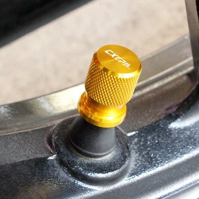 Honda rebel 250 通用鋁合金改裝氣嘴帽 rebel 300 CNC氣嘴蓋 REBEL 500 氣門帽  竹孔雀