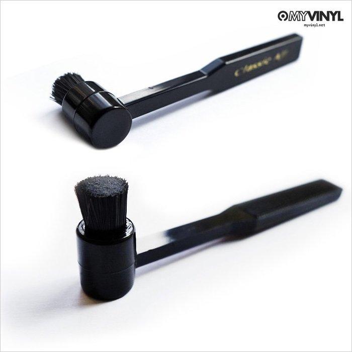 [黑膠唱片同好會] Classic All 唱針清潔刷 / 碳纖維 高密度 超柔軟 抗靜電 黑膠 唱頭