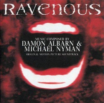 《絕版專賣》餓魔軍官 / Ravenous 電影原聲帶 Michael Nyman (歐版)