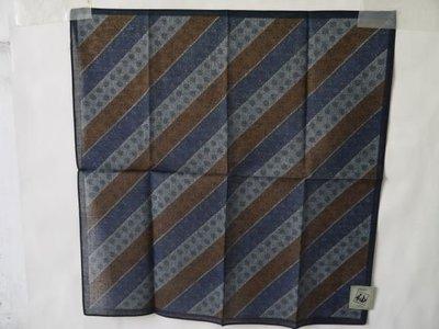 男士手巾(二重染)