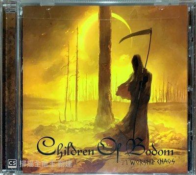 【搖滾帝國】芬蘭旋死Melodic Death樂團CHILDREN OF BODOM I Worship Chaos進口
