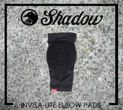 [Spun Shop] The Shadow Conspiracy Invisa-Lite Elbow Pads 護肘