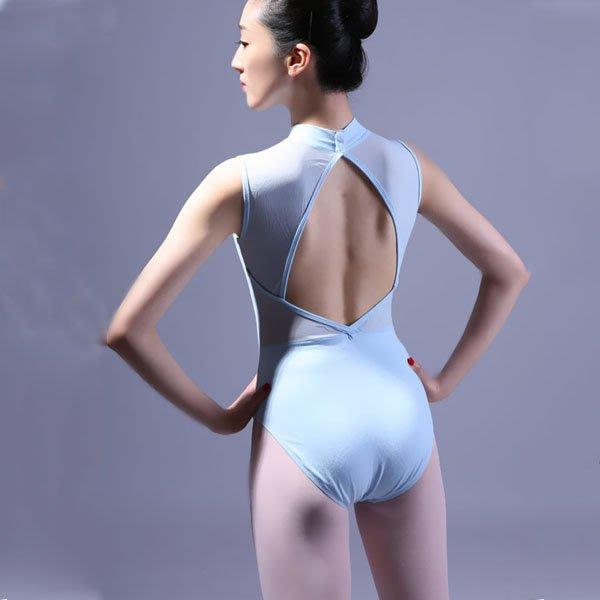5Cgo【鴿樓】會員有優惠 42717532778 30女芭蕾舞蹈連體練功服成人訓練形體演出舍賓健美藝術體操服