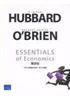 《Essentials of Economics (雙語版)》九成新