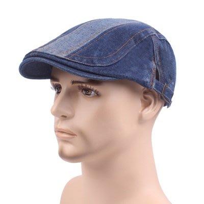 貝雷 帽 鴨舌帽-復古棉質水洗牛仔男女帽子73tv192[獨家進口][米蘭精品]