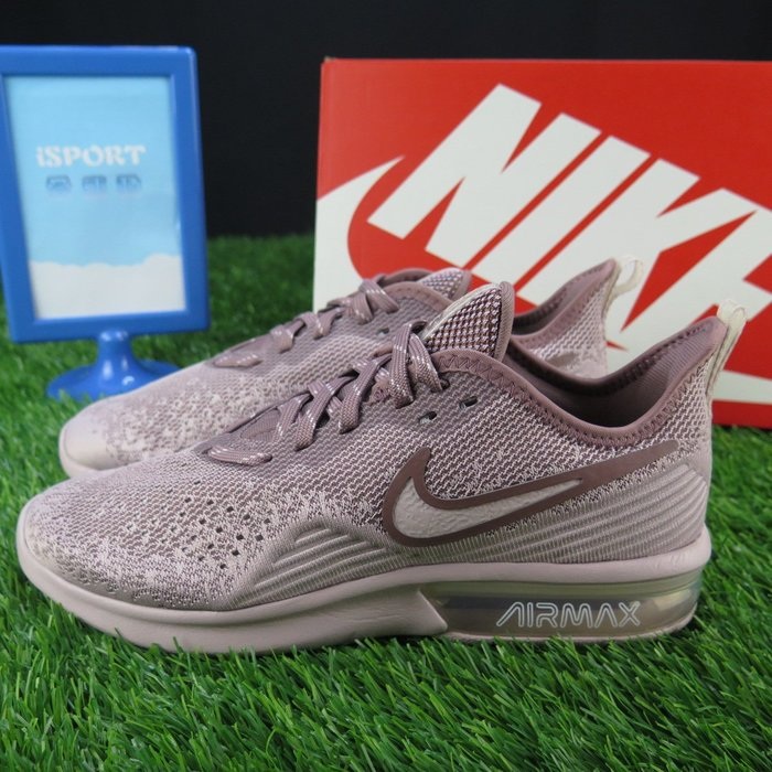 iSport愛運動 NIKE WMNS NIKE AIR MAX SEQUENT 休閒鞋 正品 AO4486600 女款