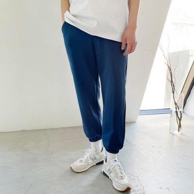 正韓男裝 運動風抽繩束口褲慢跑褲 SET UP 套裝 / 3色 / NMO2073 KOREALINE 搖滾星球