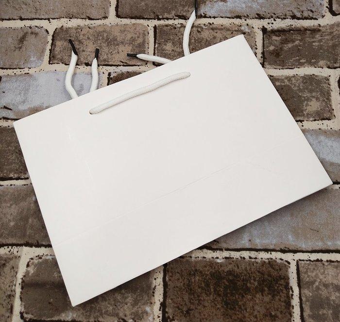 【三越Garden】紙袋 (白) 17 x 24 x 10