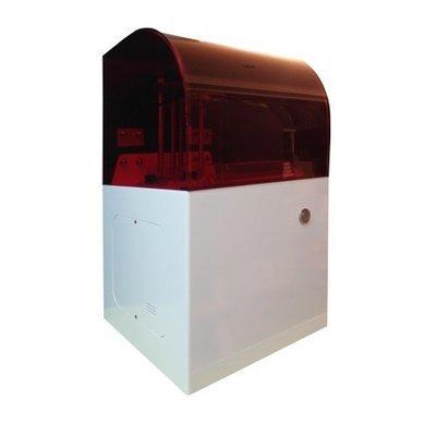 雷射光固化3D印表機【SmartBot 凱撒 Caesar】155x155x160mm 精度2.5條 SLA光固化