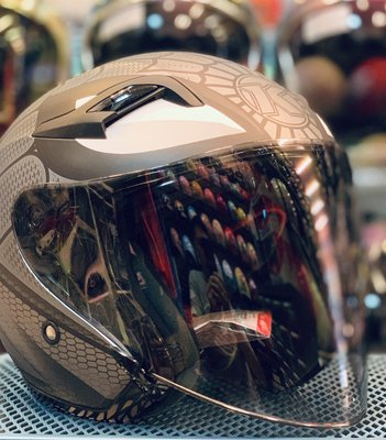 KYT安全帽,DJ/VO/R6專用鏡片