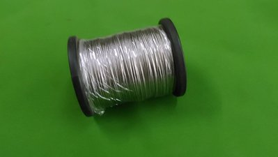 白鐵鋼索  不銹鋼繩 徑2mm(7*19)