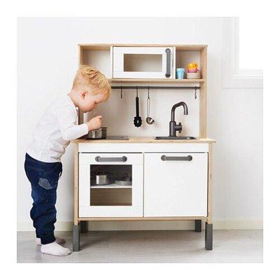 IKEA宜家正品 杜克迪 廚房玩具過家家玩具18.6