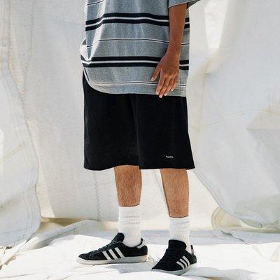 "TSU 日本代購 NAUTICA JP 長谷川昭雄 ""TOO HEAVY"" Relaxed Shorts 厚棉褲"