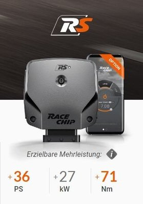 德國 Racechip 外掛 晶片 電腦 RS 手機 APP 控制 VW 福斯 Golf 七代 7代 2.0GTI 220PS 350Nm專用 13+