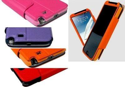 三星note3 PRIVACY GUARD 防偷窺支架皮套 N9009手機殼 超薄 防指紋全屏視窗皮套n9009皮套