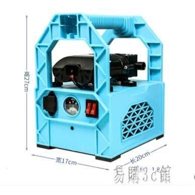【免運】充電水泵便攜式農用澆菜戶外抽水機家用小型 【愛購時尚館】