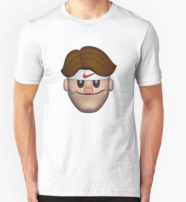 【Sunny Buy運動館】◎預購◎ 美國代購 redbubble 費德勒 Roger Federer Q版T恤