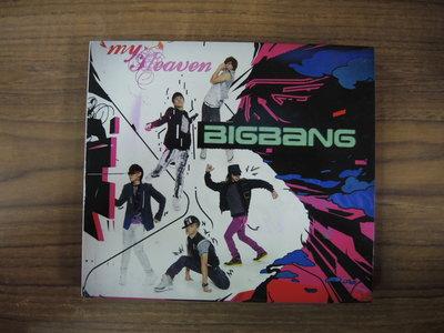 ◎MWM◎【二手CD+DVD】韓國/  Bigbang-My Heaven:CD+DVD, 品項如圖 台北市