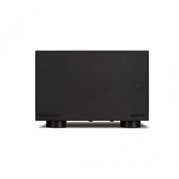 英國 Audiolab 8300MB 單聲道後級擴大機 (黑色/銀色)另售 8300CD 8300A