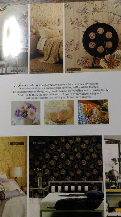 {三群工班}防燄壁紙大花色雅典娜系列文化石樣式多樣材料服務每支600可代工網路最低價服務迅速地毯塑膠地板塑膠地磚窗簾油漆