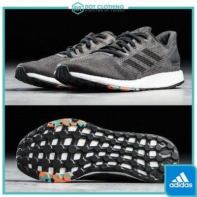 DOT聚點 Adidas PUREBOOST DPR 慢跑鞋 編織 慢跑鞋 雪花 灰黑 橘藍 迷彩底 男鞋 CM8315