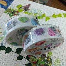 【R的雜貨舖】紙膠帶分裝 非整捲 日本mt和紙膠帶 Deco ‧夢幻石頭(粉+藍)