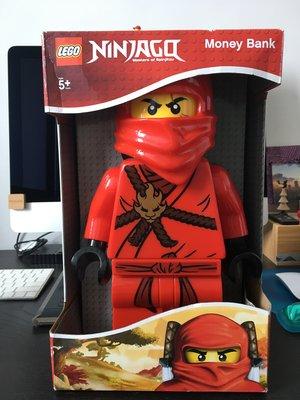 LEGO NINJAGO Money Bank minifigures 人仔 40CM