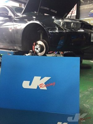 JK Racing 避震器 《道路版》BMW 7系列 大7 高低軟硬可調 保固一年