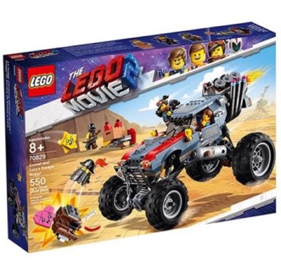 LEGO樂高積木-Lt70829樂高玩電影系列Emmet and Lucy's Escape Buggy