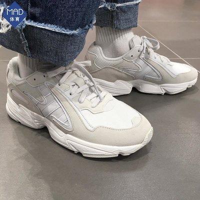 TL天朗運動用品阿迪達斯三葉草YUNG-96 CHASM經典運動老爹鞋休閒鞋EE7234 EE7238