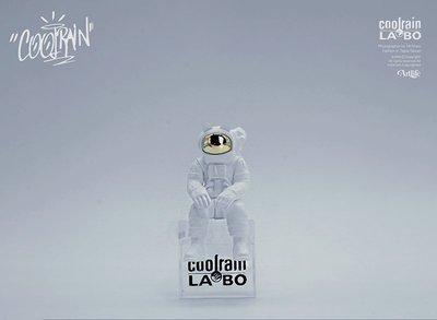 Artlife @ COOLRAIN LABO Astronaut 1/24 DESIGN Scale 韓國限定 太空人