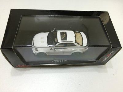 Schuco Pro R Brabus Bullit, weiß / Art. no. 450881600