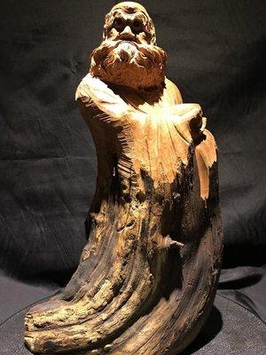 大陸藏柏達摩-三義名師胡權雕刻(原價68000元促銷價48000元)