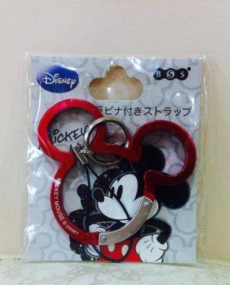 《東京家族》紅 米老鼠 吊飾/鑰匙圈