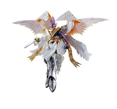 【煥達國際】日版  BANDAI 數碼寶貝 超進化魂07 神聖天使獸 完成品